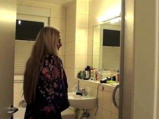 Assured drinking lesbian piss golden shower
