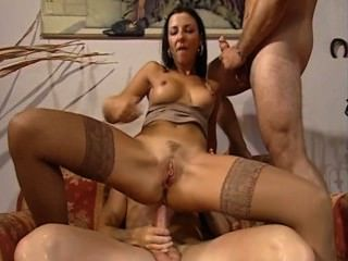 Maria Bellucci Double Penetration