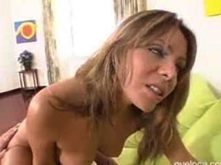 Bubble Butt Lorena Sanchez Gets Her Latin Pussy Licked Hard