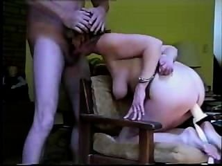 Bound And Facialed