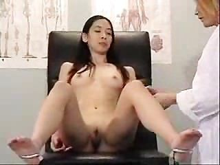 Asian Visits Her Dirty Doctor