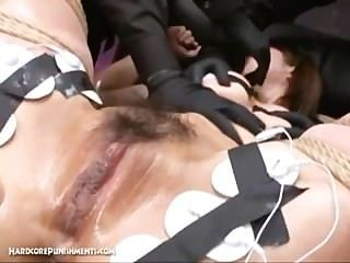 Amazing Japanese Hardcore Bdsm: Rika 6