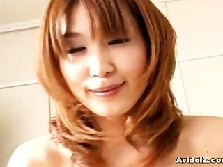 Japanese Housewife Gives Perfect A Blowjob