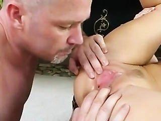 Lea De Mae Strips And Fuck