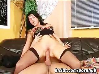 This Slut Is Addicted To Big Cocks