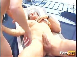 Gang Bang Addicts - Scene 3