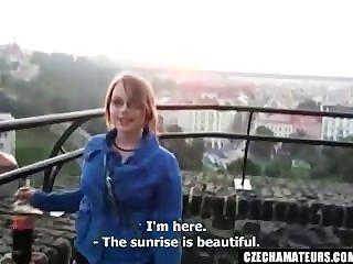 Czech Amateurs - Karolina & Jan