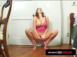 Sexy Amateur Couple Tries Anal For The First Time