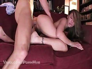 Capri Anderson Sucks A Big Cock Before It Pounds Her