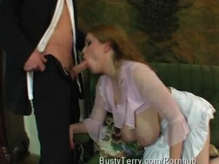 Busty Terry Gets Fucked Real Hard By Evil Guy
