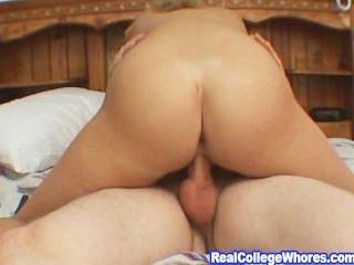 Busty Blonde Photoshoot Then Hard Sex