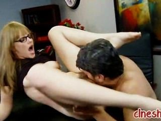 Bobbi Star Fucked In Office