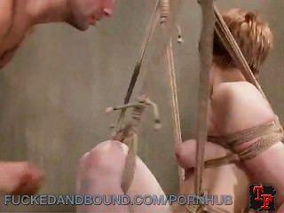 Amazing Suspension Fuck