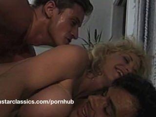 Big Boob Classic Porn Star Anal Adventure