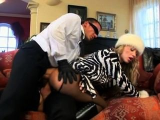 Story 2080 wifes fur fetish coat