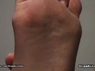 Glam Bitches Jenny Dirty Foot Worship