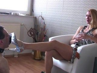 Dominatrix high heels worship free sex videos watch beautiful