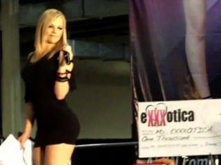 Alexis Texas Makes Girl Strip To Bra And Panties
