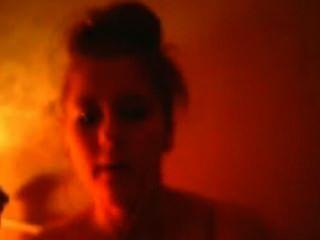 Slutty Girl On Webcam