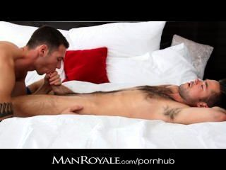 Manroyale gay pride fuck with leo luckett 8