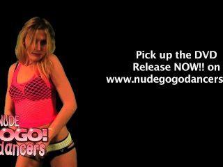 Nude Gogo Dancers Aja Chachanshy