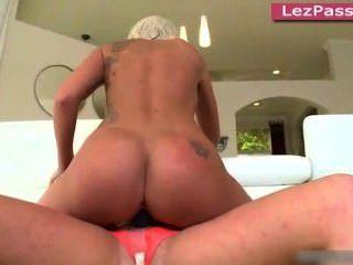 Kissing Lesbian Pornstars Mercedes Lynn, Deadra Dee, Aubrey Sky