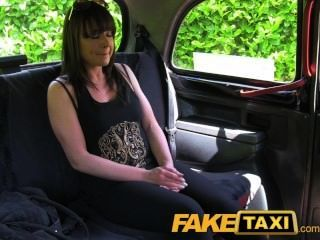 Faketaxi Married Woman Takes A Good Hard Fucking