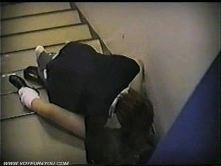 Watch French School Girl Sodomized