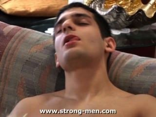 Two Horny Sexy Guys