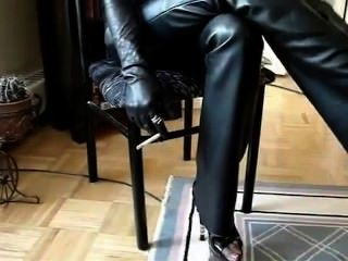 Leather Smoking