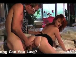 Summing A Hot Redhead To Fuck