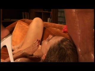 Lesbian Bukkake 15 - Scene 2