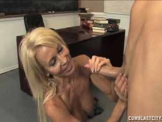 Cum Blast City - Erika Lauren