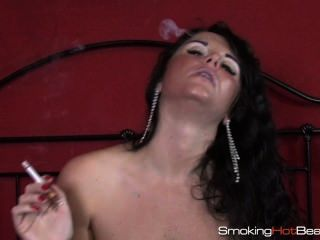 Armpit Fetish free multiple smoking video nice