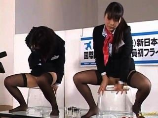 Japanese Flight Attendant Porn - Flight Attendant Porn Videos at Anybunny.com