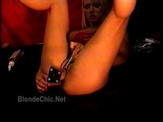 Sexy Naughty Blonde Goddess 2