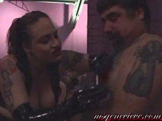 Cruel Smoking Mistress