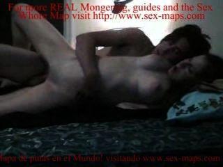Boy Fucks Prostitute On Camera