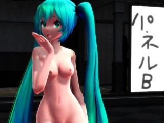 [mmd] Bad End Night