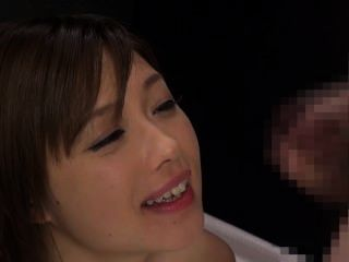 Beautiful Japanese Cutie Loves Her Face Splattered In Cum