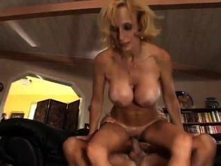 Erika Lockett Takes Out Her Big Boobs And Fucks Scott Lyons