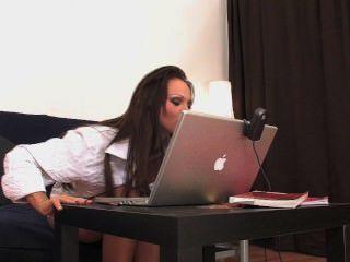 Playful Cristina