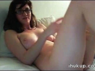 Amazing Nerdy Teen Webcam Bate Webcam Amazing