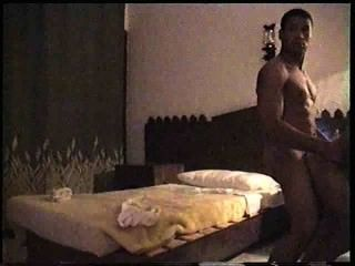Egyptian Arab Fucks French Bareback