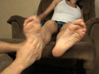 Pov Tickle My Feet