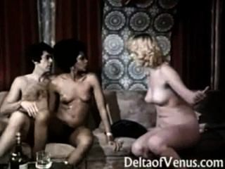 Vintage Euro Ebony With A Body To Die For - Tribute Compilation