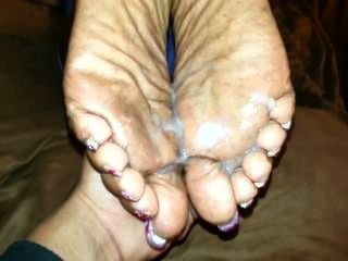 Blew A Nut On These Ebony Soles