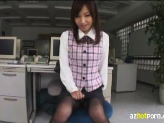 Fucking Around With Asian Working Lady