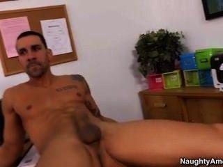 Alanah Having Sex At Wor