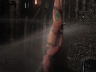 Submission In Water Bondage